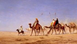 charles_theodore_frere_a3619_a_caravan_crossing_the_desert