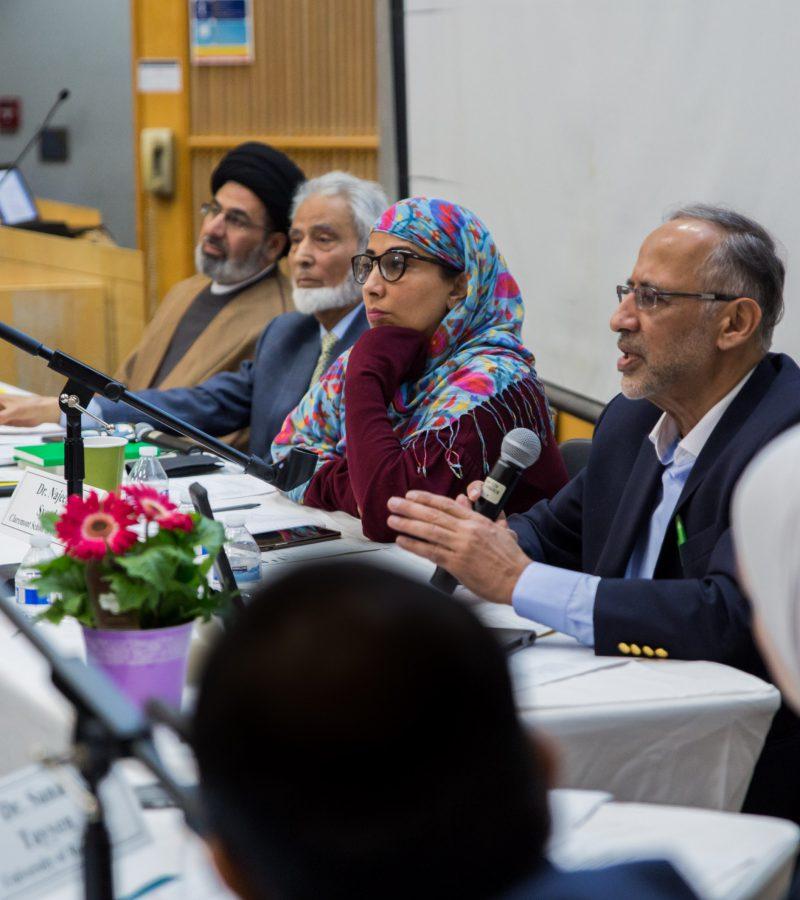 Sunni and Shia Symposium at UCI