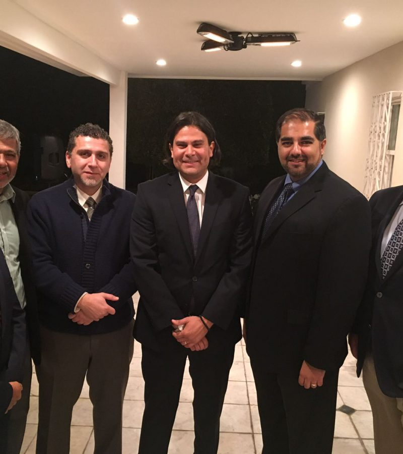 SMC Leadership meets with Turkish Consul General