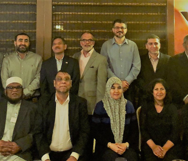 ICNA Hosts Dinner to Promote Tolerance and Harmony
