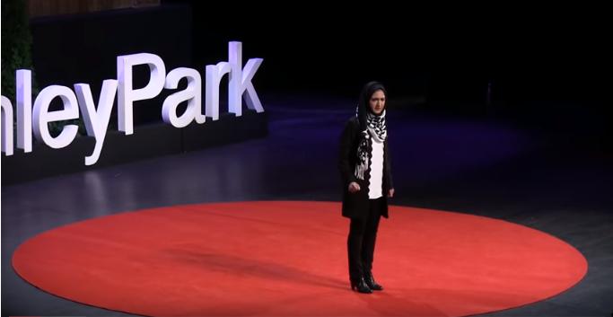 Judgement is Dangerous, beautiful TEDTalk by Zamina Mithani
