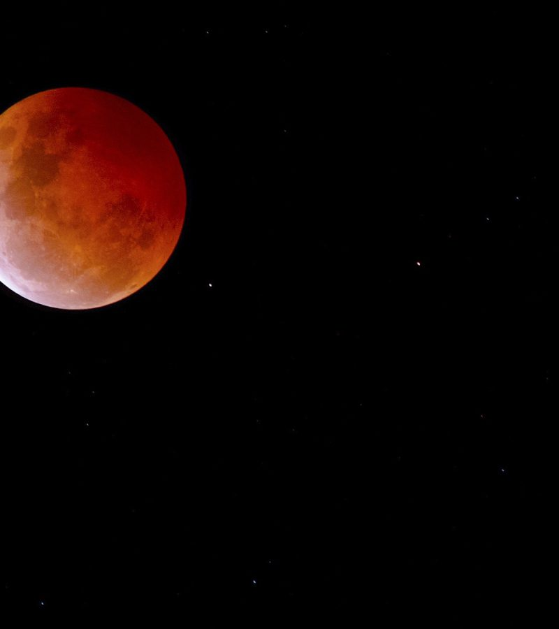 Lunar Eclipse: January 20th, 2019