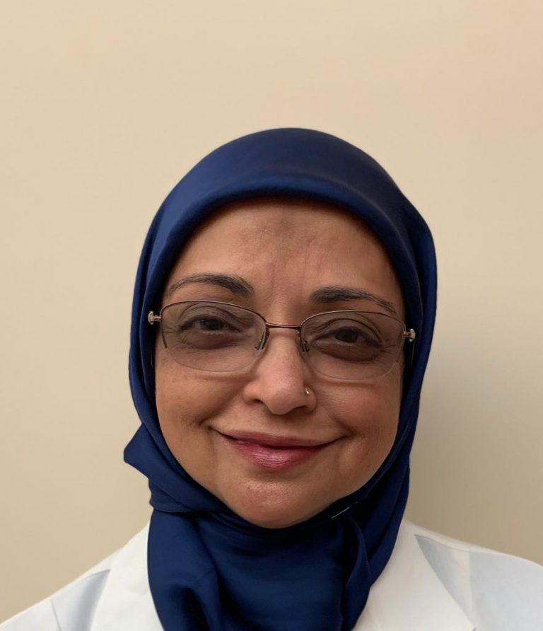Dr. Shakeela Shah (Councilor)