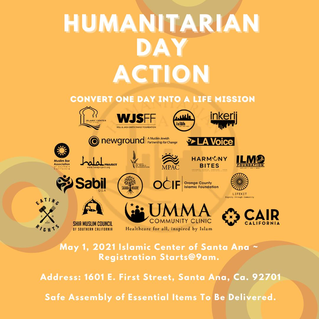 Humanitarian Day 2021