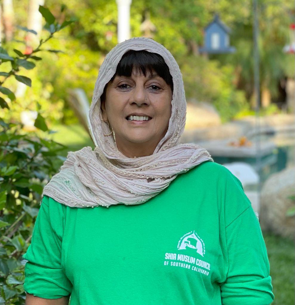 Sister Fatim Bata (Secretary)