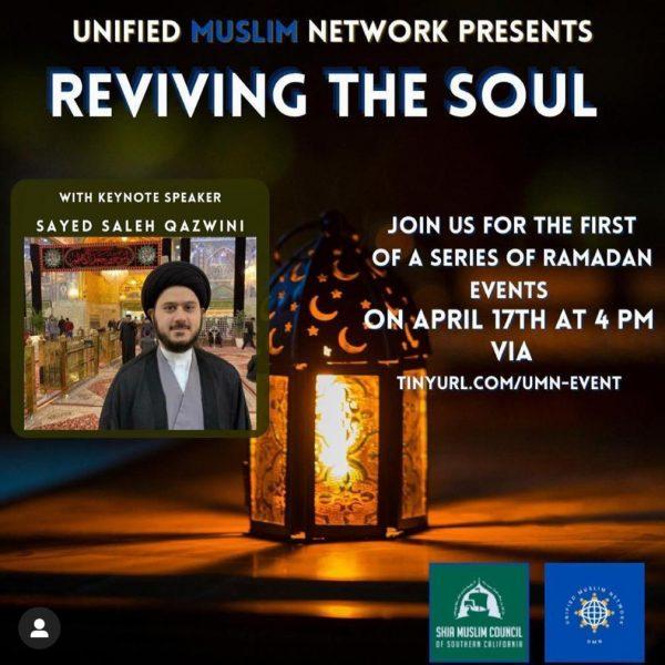 Reviving the Soul